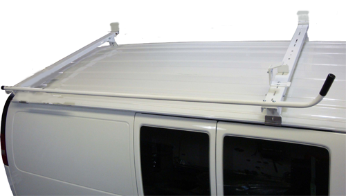 Basic Universal Van Ladder Rack