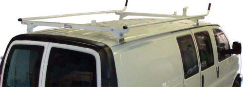 GMC Savana Basic Ladder Rack