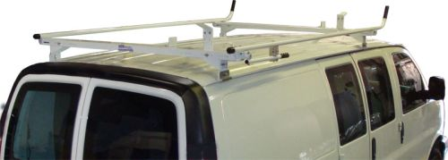 GMC Savana Van Ladder Rack - Single Lock Down